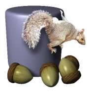 Logo do Squirrel